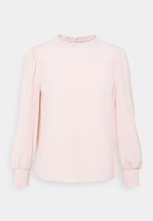 SHIRRED CUFF - Blouse - blush