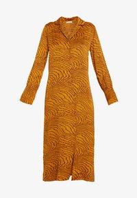 Levete Room - GHITA  - Košilové šaty - sudan brown - 4