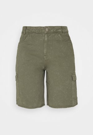 NMLUCKY LONGBOARDER - Shorts vaqueros - kalamata