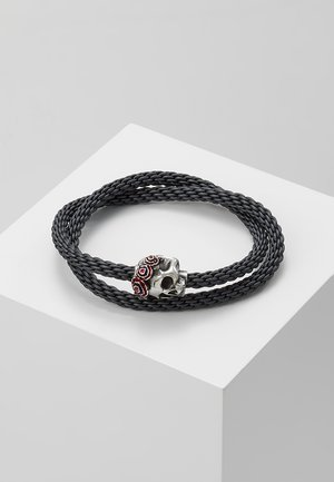 GOTHIC SKULL POP - Náramek - dark grey