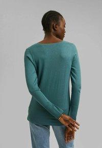 Esprit - Pullover - teal blue - 2