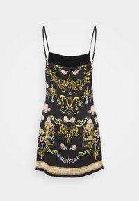 Versace Jeans Couture - LADY DRESS - Koktejlové šaty/ šaty na párty - black - 7