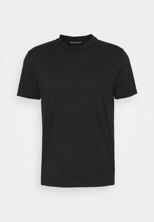 ABBREVIATION VINTAGE - Camiseta básica - black/black