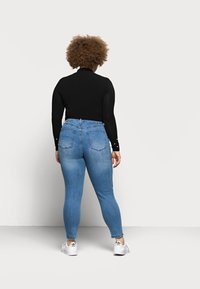 Cotton On Curve - ADRIANA - Jeans Skinny Fit - boston blue - 2