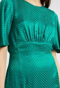 Topshop - AUSTIN - Długa sukienka - green - 6