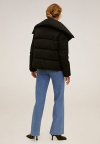 Mango - JOHN-I - Winter jacket - zwart - 2