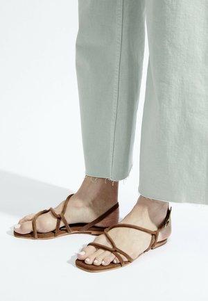 MARGO  - Sandals - camel