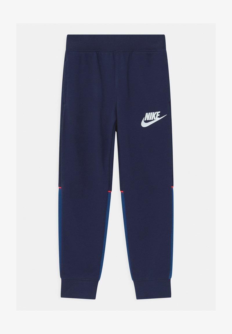 Nike Sportswear - LOGO GRAPHIC - Jogginghose - blue void