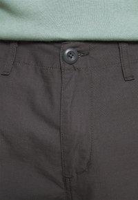 Carhartt WIP - AVIATION PANT COLUMBIA - Cargo trousers - blacksmith rinsed - 5