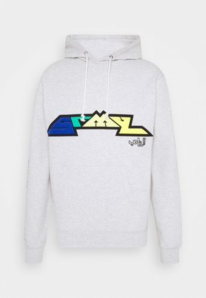 ARCH RIVAL UNISEX - Hoodie - sport grey