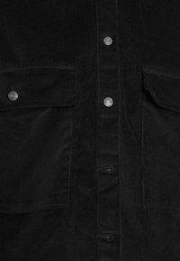 Noisy May - NMFLANNY LONG SHACKET - Summer jacket - black - 7