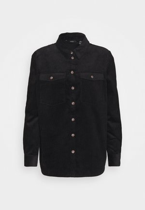 VMEFFY - Button-down blouse - black