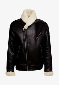 Schott - LCHAMPTON - Leather jacket - brown - 3