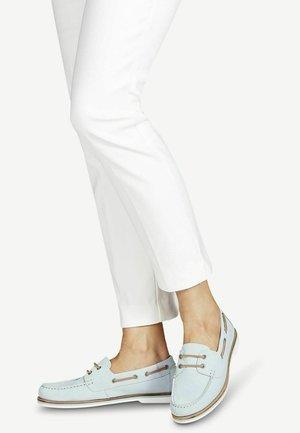 Bootschoenen - light blue