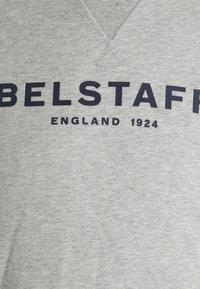 Belstaff - Sweatshirt - grey melange/dark navy - 5