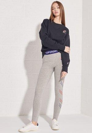 Sweatshirt - dark charcoal marl