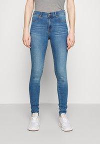 Dr.Denim - PLENTY - Jeans Skinny - storm mid blue - 0