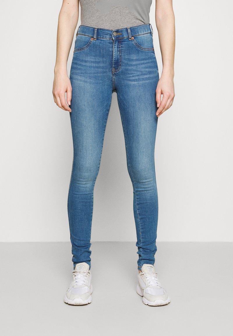Dr.Denim - PLENTY - Jeans Skinny - storm mid blue