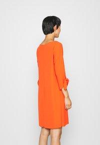 Esprit Collection - DRESS - Korte jurk - red orange - 2