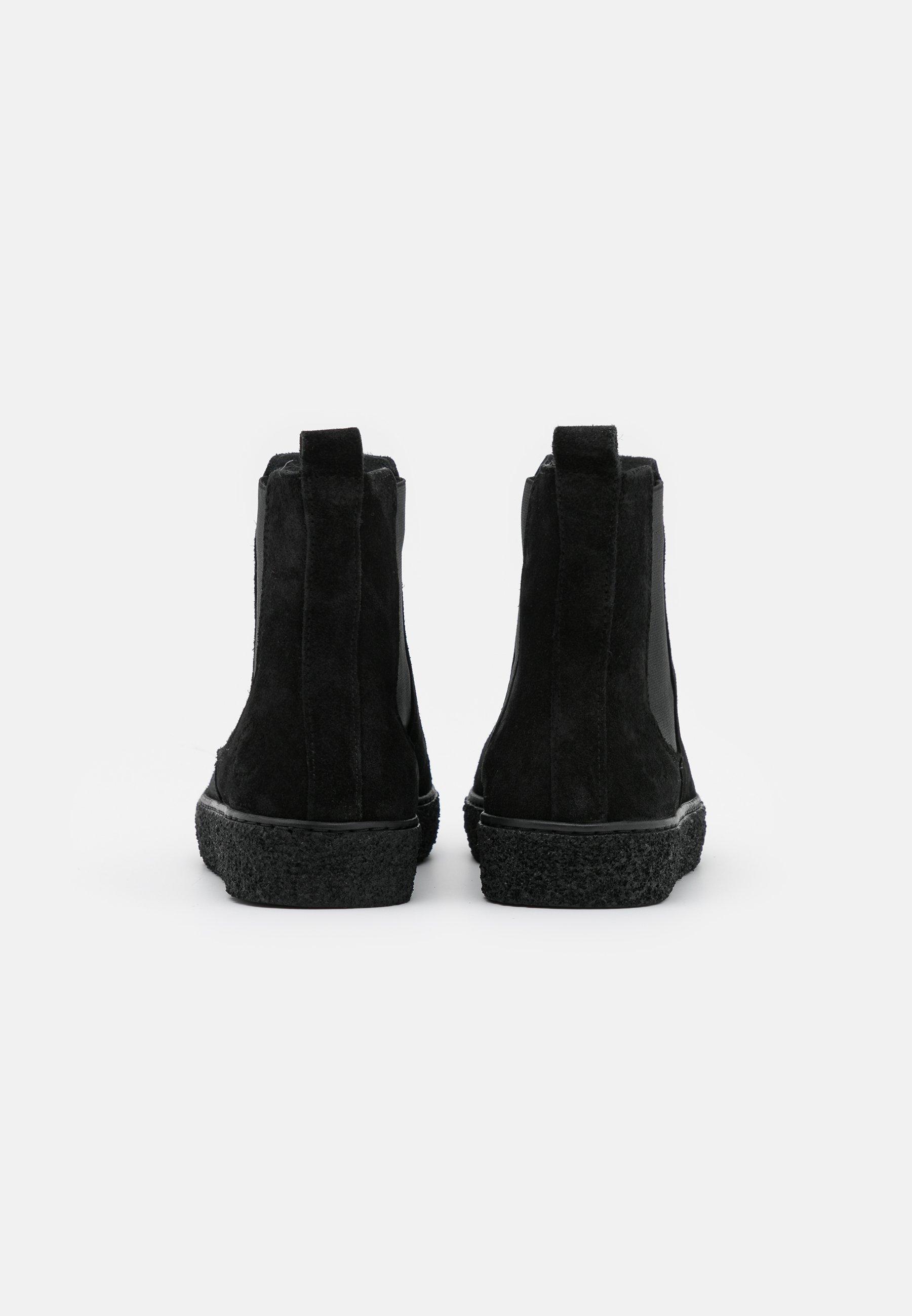 Ca'shott Stiefelette - Black/schwarz