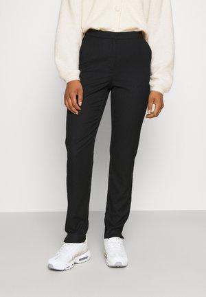 VMJANE  ANKLE PANT - Spodnie materiałowe - black solid