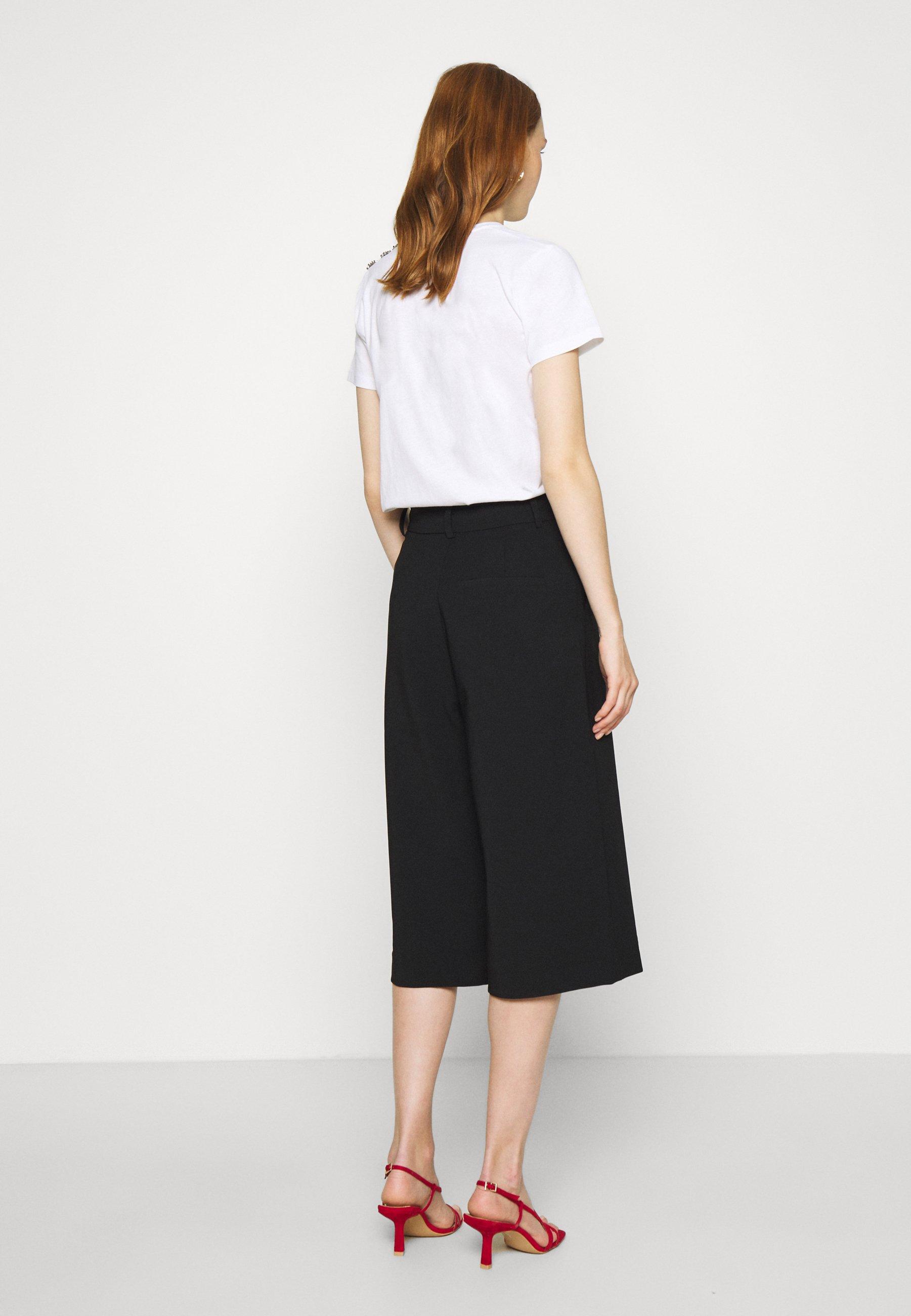 Online Women's Clothing Gestuz JOELLE Shorts black 87IlHZfHo