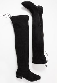 Glamorous Wide Fit - Over-the-knee boots - black - 3