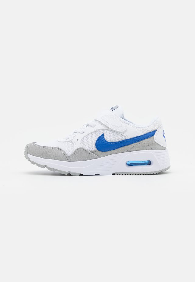AIR MAX SC BPV UNISEX - Sneakers laag - white/game royal/wolf grey