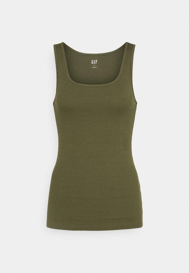 TANK - Top - army green