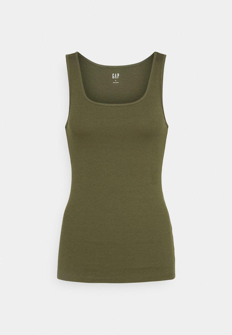 GAP - TANK - Top - army green