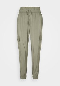 Abercrombie & Fitch - FASHION PANT  - Cargo trousers - dusty olive - 3