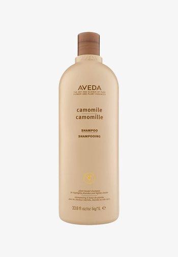 CAMOMILE SHAMPOO (FÜR STRÄHNEN, BLONDES UND HELLERES HAAR)  - Shampoo - -