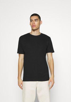 10 PACK  - Basic T-shirt - black