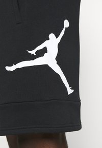 Jordan - JUMPMAN AIR  - Pantaloni sportivi - black/white - 4