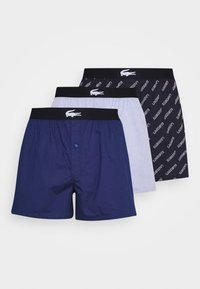 Lacoste - 3 pack - Boxer shorts - marine - 4