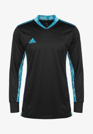 TORWARTTRIKOT - Sports shirt - black/bold aqua