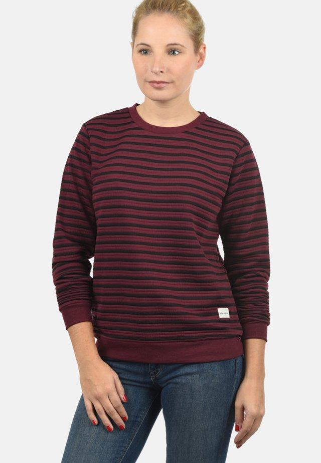 DANA - Sweatshirt - zinfandel