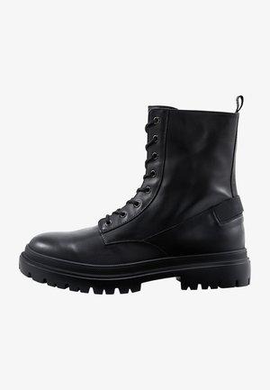 CHESA ALPINA - Platform ankle boots - schwarz
