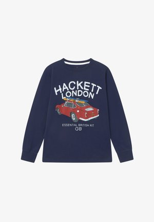 SURF CAR - Longsleeve - navy