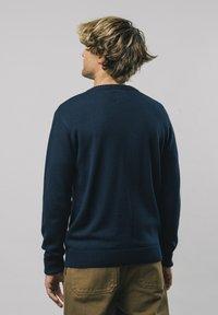 Brava Fabrics - Cardigan - blue - 2