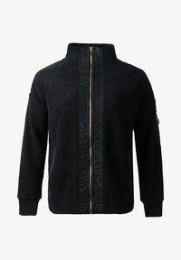 Athlecia - Fleece jacket - black - 0