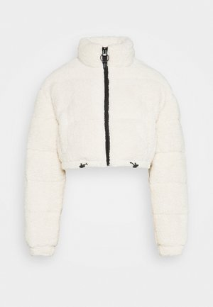 Light jacket - ivory