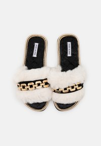 River Island - Pantoffels - offwhite - 5