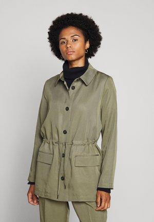 TELMAH BERTI JACKET - Summer jacket - olive tree