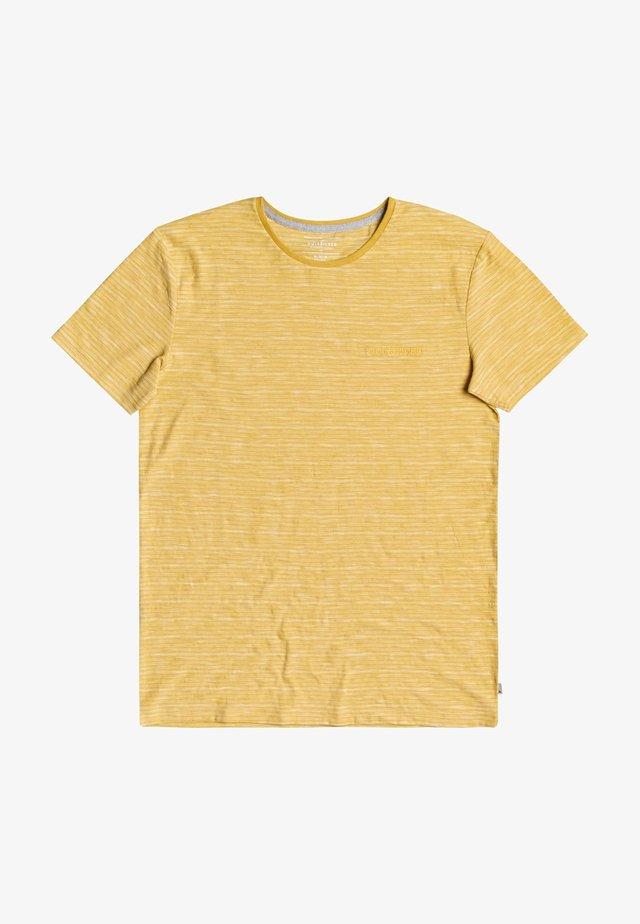 Print T-shirt - kentin rattan