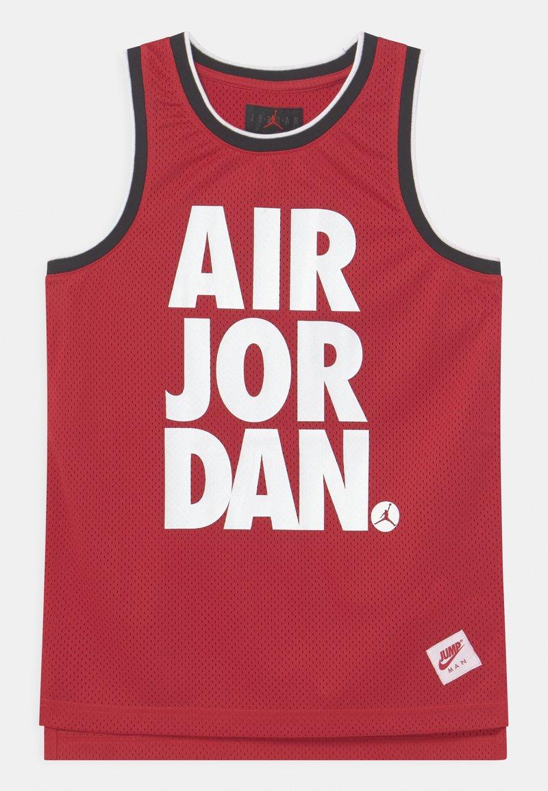 Jordan - JUMPMAN UNISEX - Top - gym red