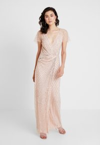 Lace & Beads - MAYSIE MAXI - Occasion wear - blush - 2