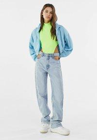Bershka - Summer jacket - light blue - 1