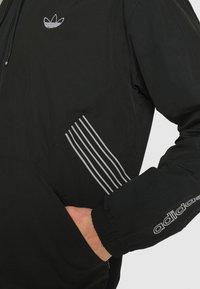 adidas Originals - Summer jacket - black - 4