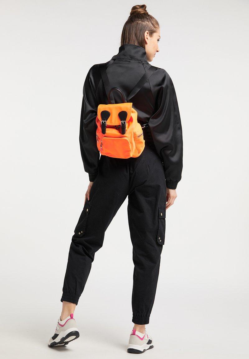 myMo - Rucksack - neon orange